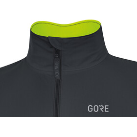 GORE WEAR C5 Gore-Tex Active Jas Heren geel/zwart